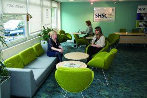 SHSC reception